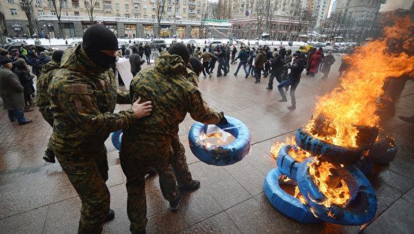 Зачем Киеву наш Гагарин?
