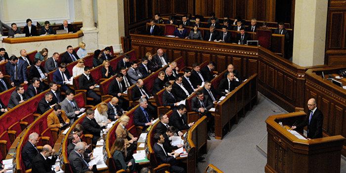 Депутат ВР уволился из-за низкой зарплаты