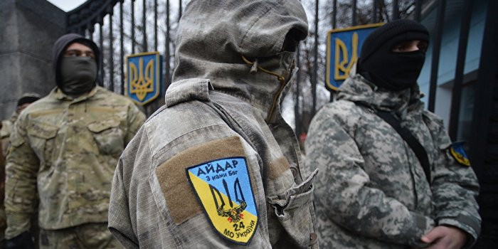 Матиос: Против бойцов «Айдара» возбуждено 13  уголовных дел