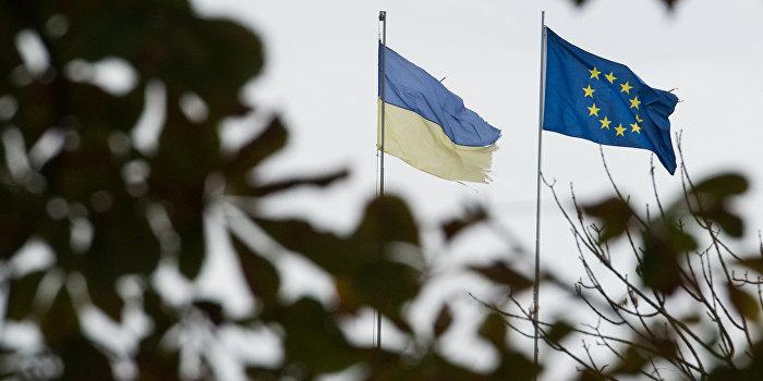 DWN: Украина может интересовать ЕС лишь как поставщик сырья и рынок сбыта своих товаров