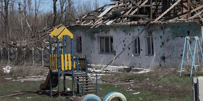 Бойцы «Азова» провели массированный обстрел Широкино