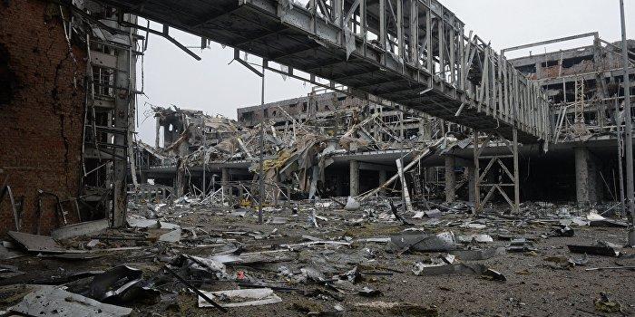 ДНР готова создать демилитаризованную зону в аэропорту Донецка, Горловке и Широкино