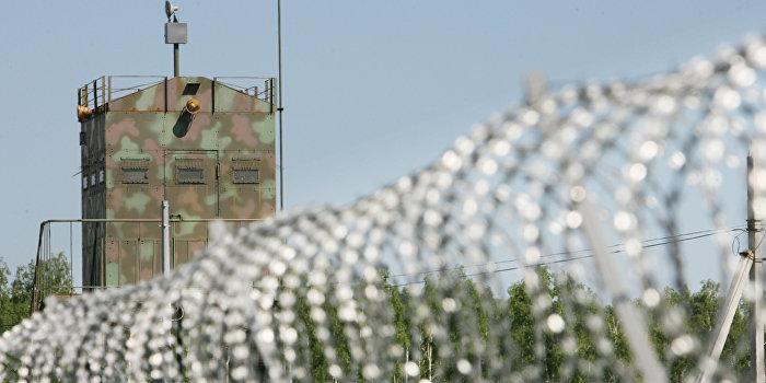 Харьковский губернатор заявил о возведении тройной защиты на границе с Россией