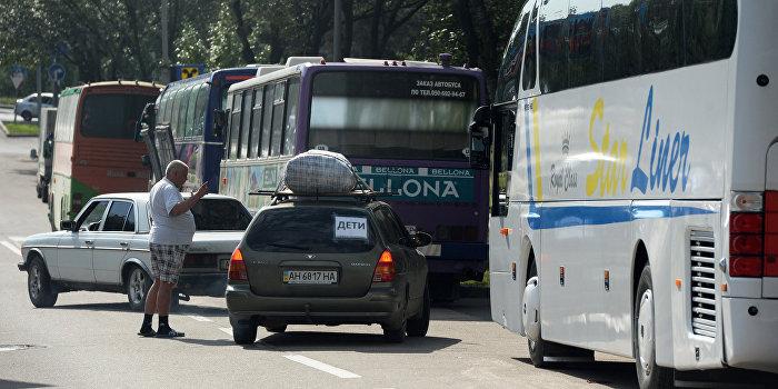 ООН: На Украине более 1,2 миллиона внутренних переселенцев
