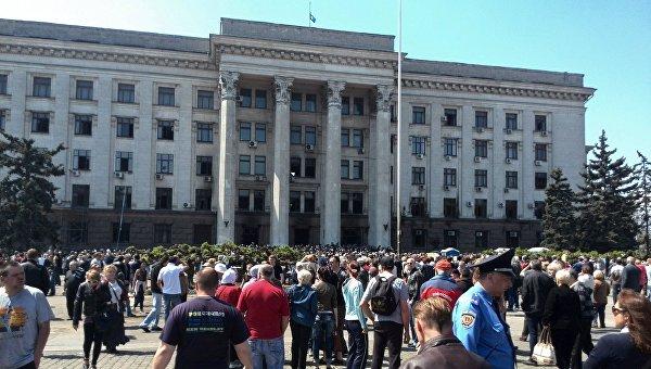 Одесса: год после кошмара