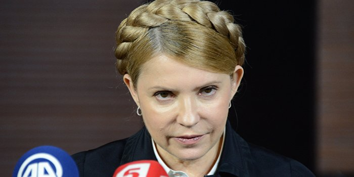 Ляшко: Лидером парламентской коалиции может стать Тимошенко