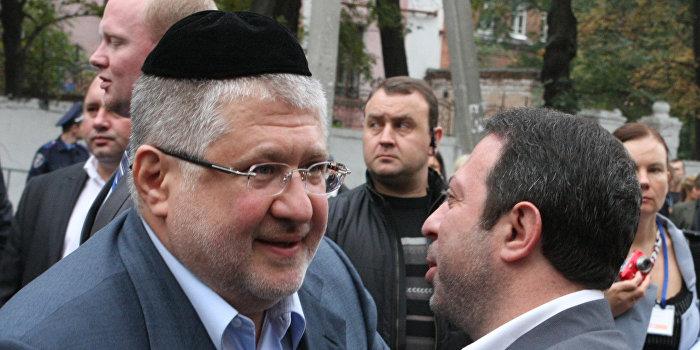 ГПУ завела дело на $50 миллиардов против компаний Ахметова и Коломойского