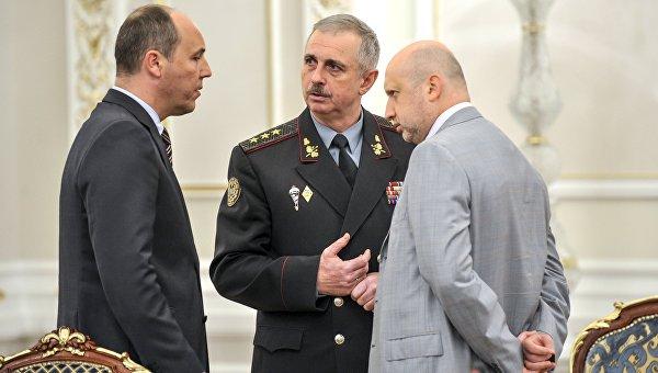 СМИ: Парубий опасается ответственности за Одессу и Мариуполь