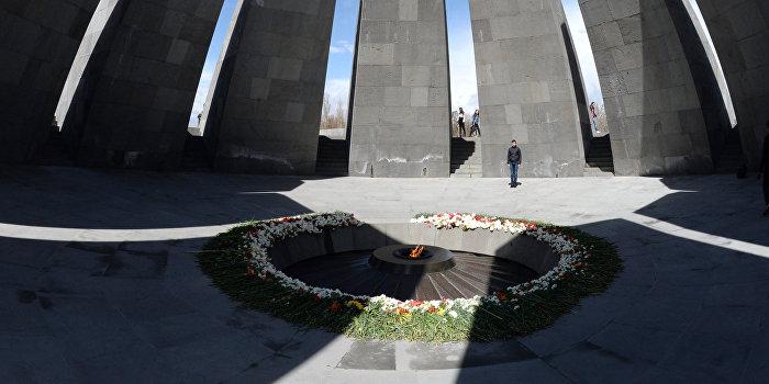 Армения и мир чтят память жертв геноцида