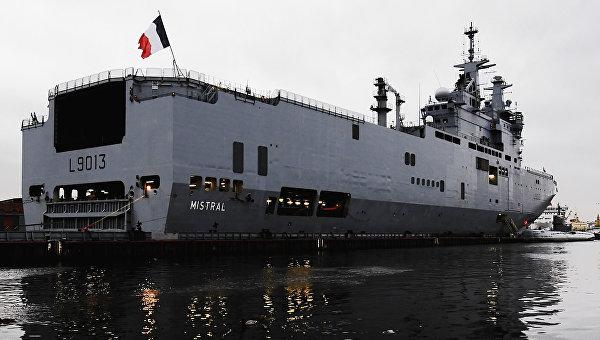 DWN: Порошенко возместит Франции ущерб за «Мистрали»