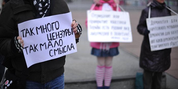 Эксперт: Украинскому ТВ установлена норма в 30% на критику Путина