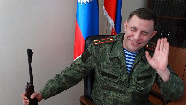 У главы ДНР летом родится сын – Сан Саныч