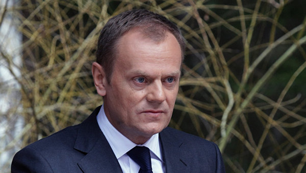 Туск назвал иллюзией вероятность вмешательства ЕС в конфликт на Украине