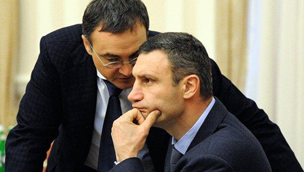 Кличко: В киевской мэрии есть взяточники