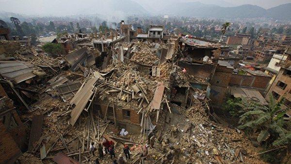 МИД: О судьбе 17 украинцев в Непале пока ничего неизвестно