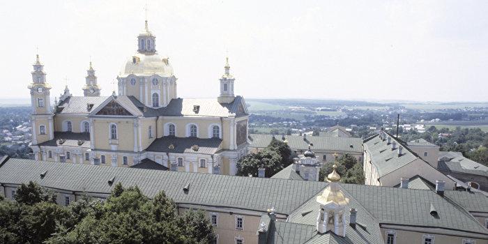 «Свобода» пытается отобрать Почаевскую Лавру у Церкви и превратить в музей