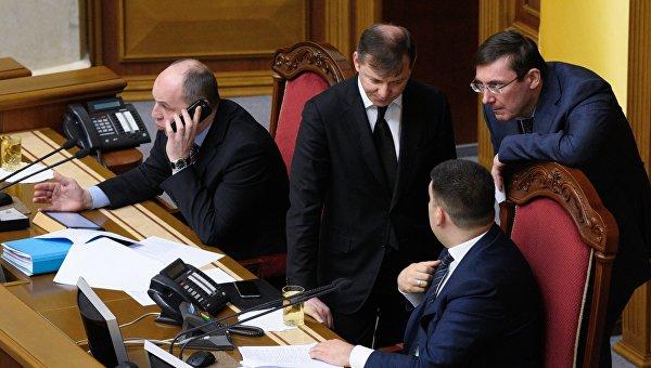 Украина с 20.04 по 26.04 активно деградировала и отбивалась от троллинга ДНР