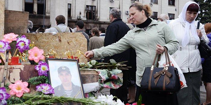 Чешский дипломат считает правильным сожжение людей в Одессе