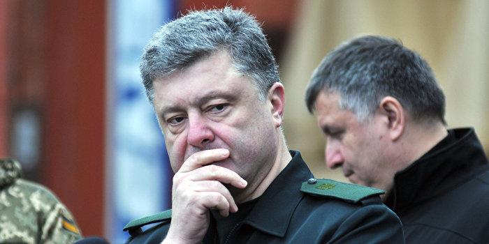 Порошенко: Война в Донбассе может начаться в любой момент