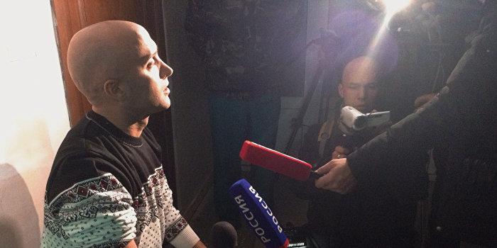 В Лондоне напали на журналиста Грэма Филлипса