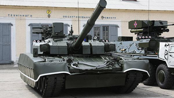 Откуда у Украины танки. Перспективы ВСУ