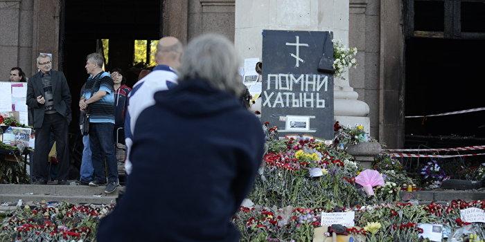 Сорок дней «Одесской Хатыни» (в Одессе и Нью-Йорке)