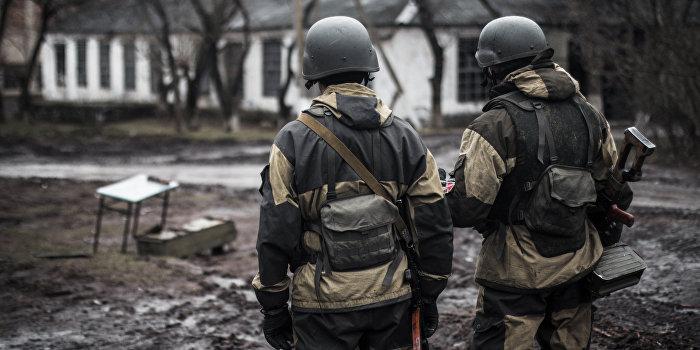 Республиканская гвардия. На позициях под Донецком