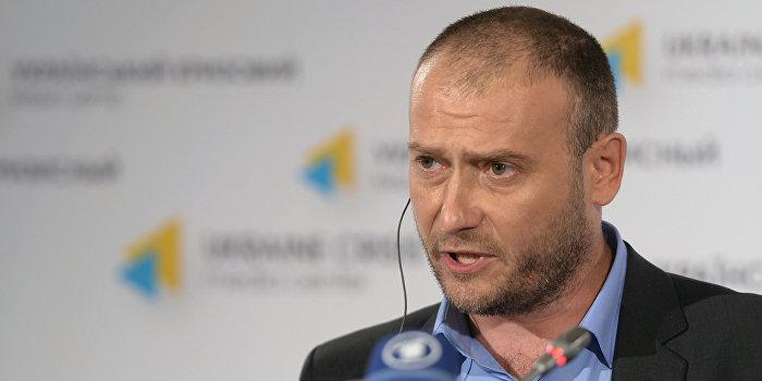 Ярош обвинил Киев в провокациях и приказал «Правому сектору» не сдавать оружие