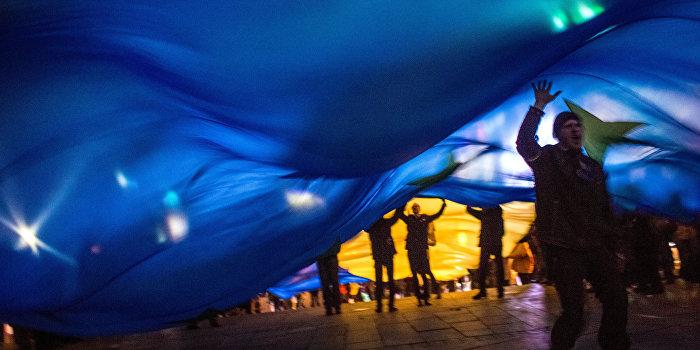 Волга: Фантастическая идея скоростной евроинтеграции Украины провалилась