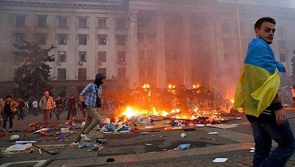 Грэм Филлипс: Одесская бойня. Я поминаю павших