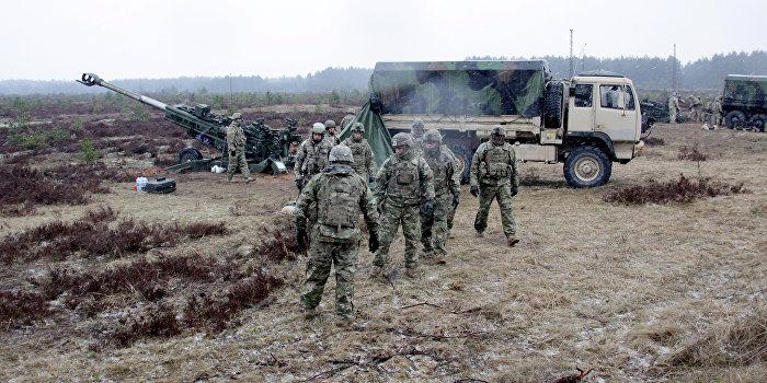 НАТО прогревает моторы