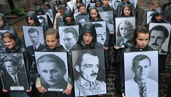Современный нацизм как движущая сила евроатлантической интеграции