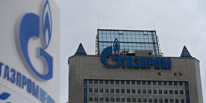«Газпром» дал ответ претензиям Яценюка