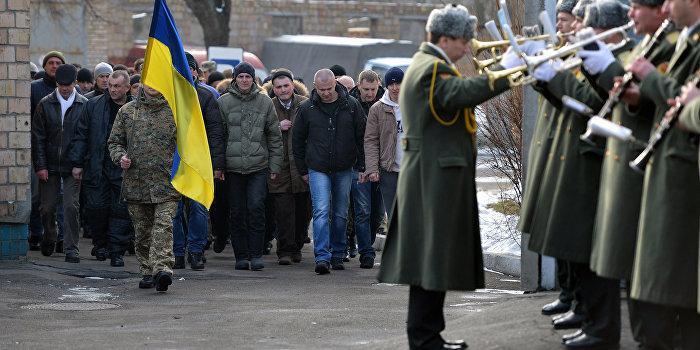 Главный военный прокурор Украины: В армию призывают с эпилепсией