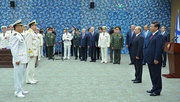 Российско-китайский альянс - удар по США