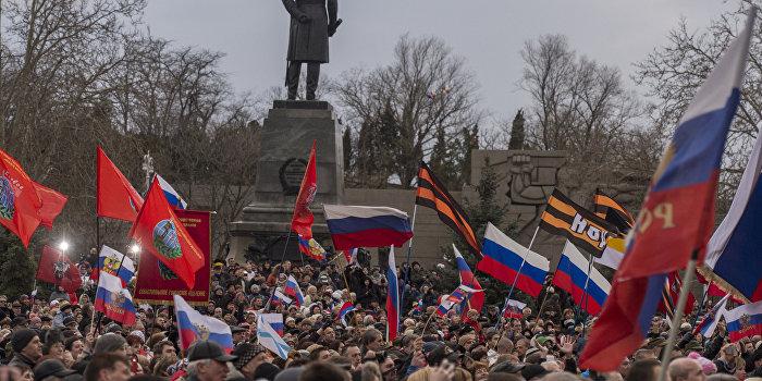 Украинские власти подготовили документы для признания Крыма российским