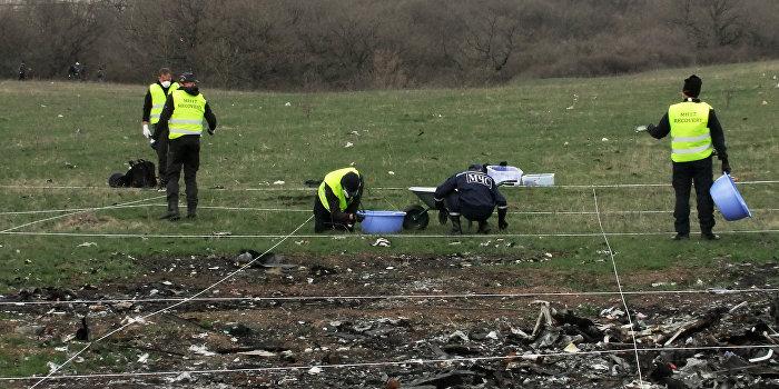 Международная поисковая миссия по расследованию аварии MH17 завершила работу