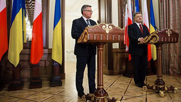 Медовый месяц Европы и Украины закончился