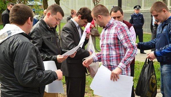 В Киеве вспоминали жертв «Одесской Хатыни»