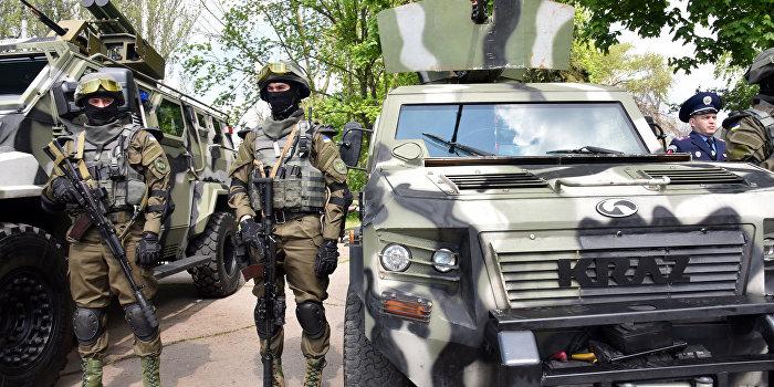 Солдат ВСУ насмерть сбил велосипедиста в Донецкой области