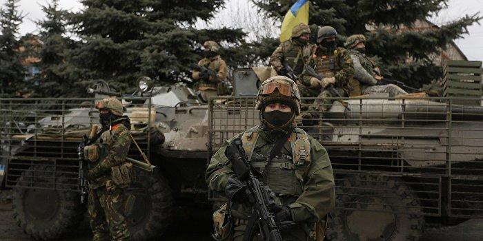 ВСУ разблокировали базу «Правого сектора» в Днепропетровской области