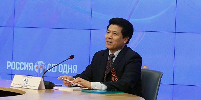 Китайский посол: Запрет коммунизма - дело Украины, но в Китае это заметили