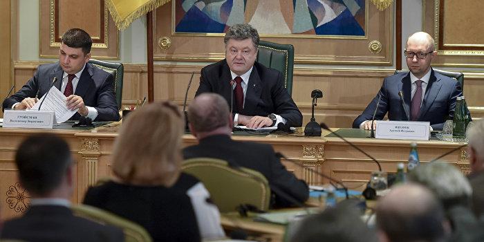 Социологи: 70,8% украинцев недовольны киевской властью