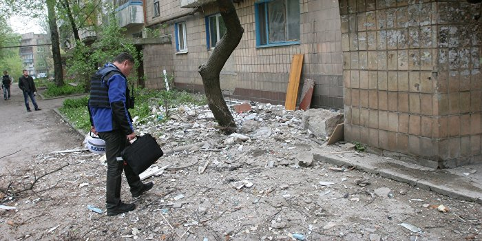Власти ДНР потребовали публичного расследования ночных обстрелов