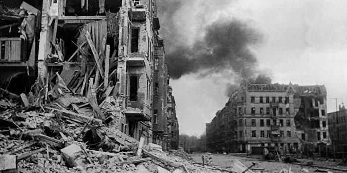 Берлин 70 лет спустя