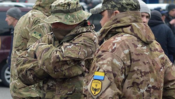 Штаб «АТО» уверяет, что в Донбассе уже нет добровольческих батальонов