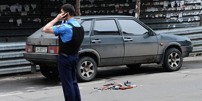 Бойцы УПА, убившие киевских милиционеров, планировали теракт на День Победы