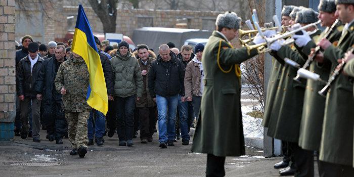 Handelsblatt: Украинские призывники бегут и на Запад, и на Восток