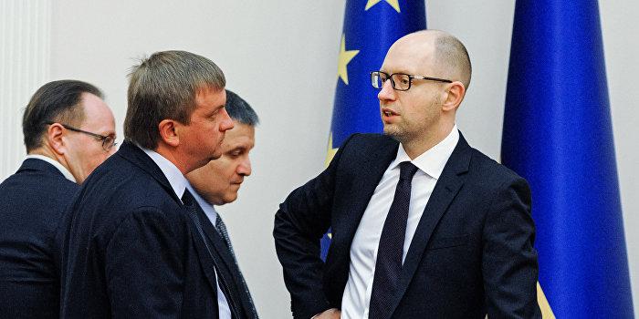 Охрименко: Нынешние украинские власти не разбираются в экономике
