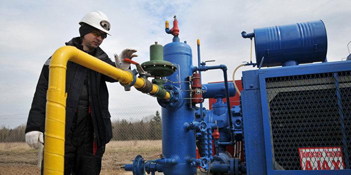 Украина резко сократила закупку газа из Европы